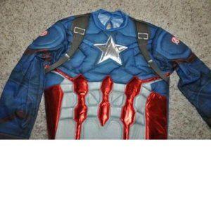 Rubie's Costumes - Marvel Avengers Captain America Muscle Costume- L